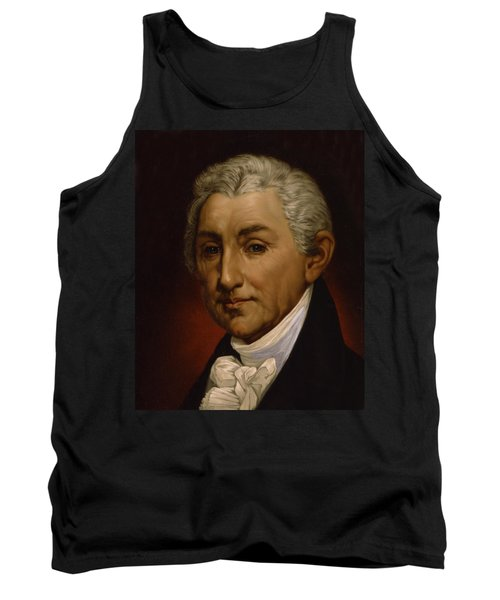 James Monroe - President Of The United States Of America Tank Top