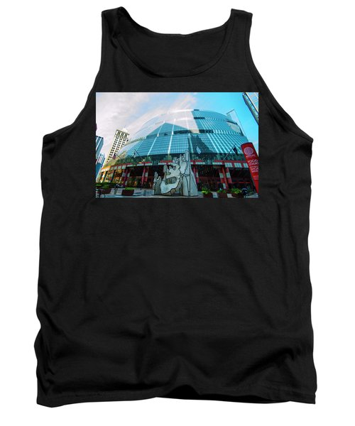 James R. Thompson Center Chicago Tank Top