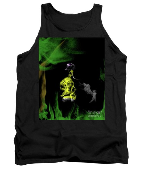 Jane Of The Jungle Tank Top