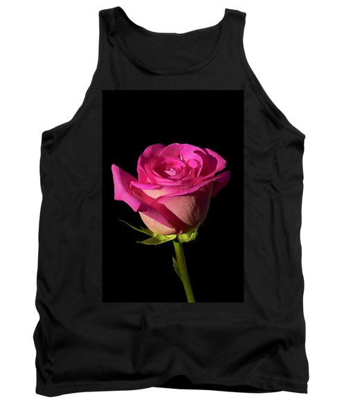 January Rose Tank Top