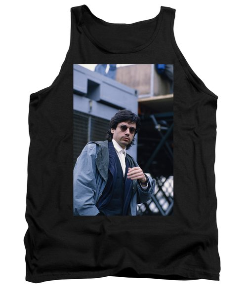 Jean Michel Jarre Tank Top