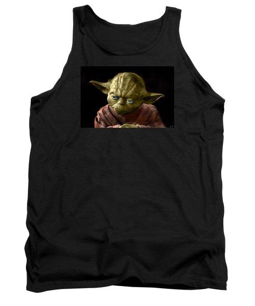 Jedi Yoda Tank Top