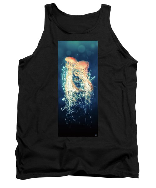 Jellies Tank Top by Kenneth Armand Johnson