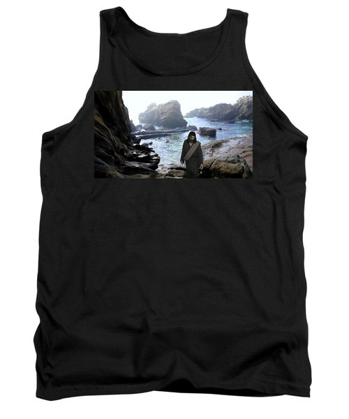 Jesus Christ- Be Not Dismayed For I Am Your God Tank Top