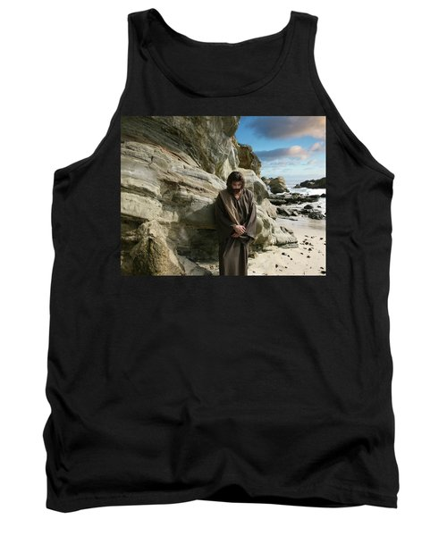 Jesus Christ- I Have Heard Your Prayer And Seen Your Tears I Will Heal You Tank Top