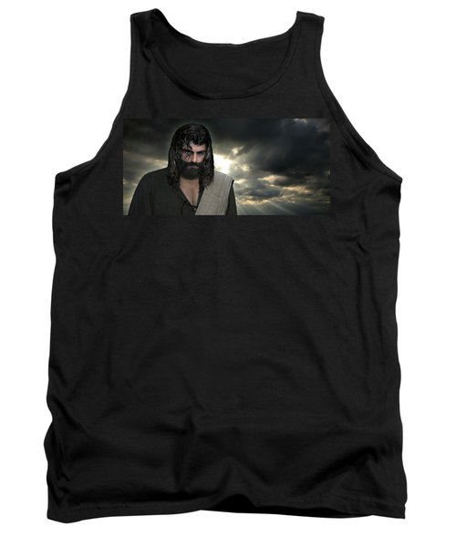 Jesus- Will You Hear Me Shout Come Up Tank Top