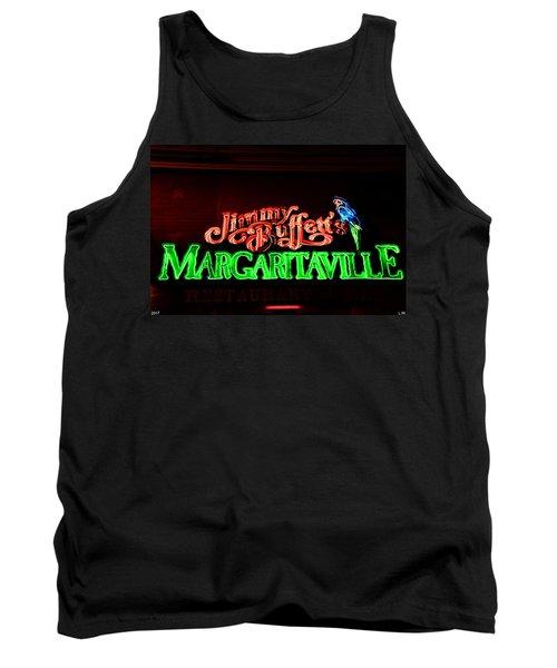 Jimmy Buffett's Margaritaville Tank Top