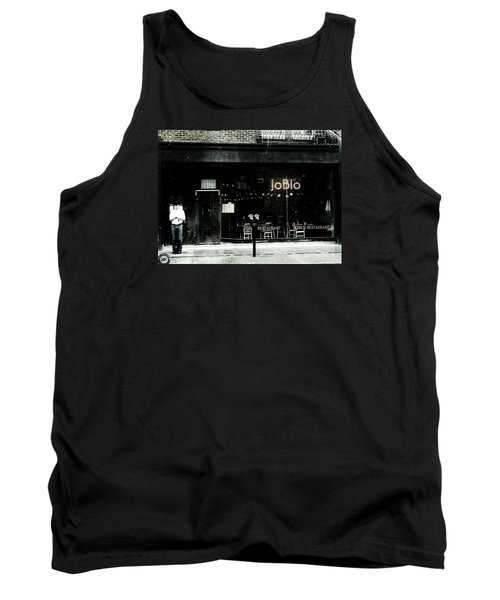 Joblo Tank Top by Reb Frost