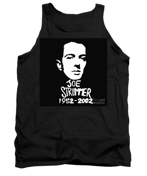 Joe Strummer Tank Top