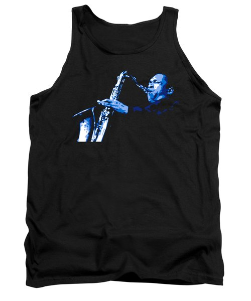 John Coltrane Tank Top