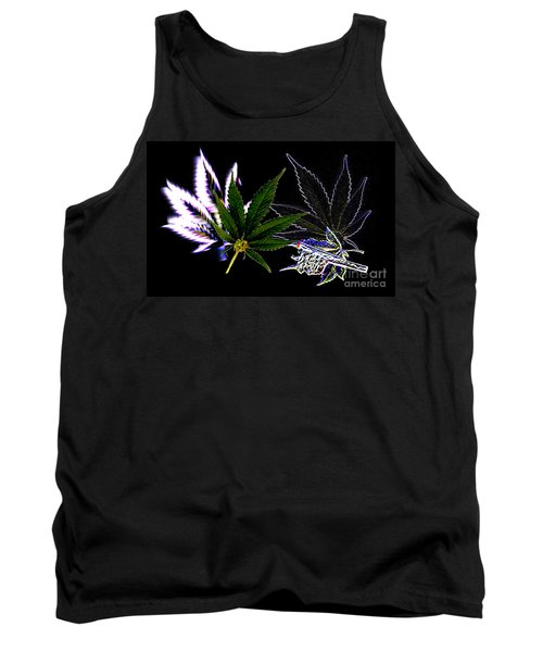 Joint Venture Tank Top by Jacqueline Lloyd