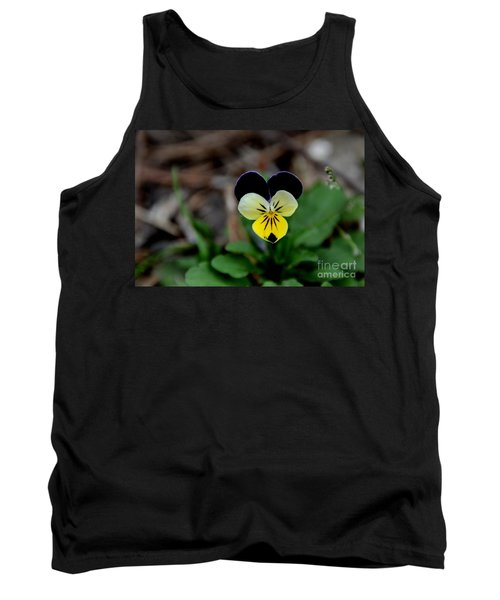 Jonny Jump Up - Relative To A Pansy Tank Top