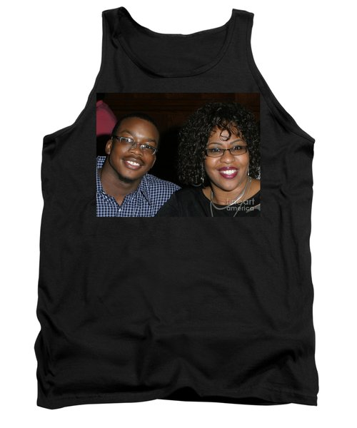 Josh And His Mom Tank Top