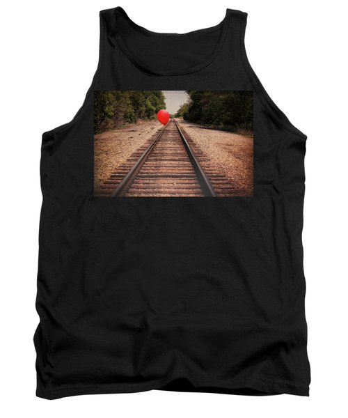 Tank Top featuring the photograph Journey by Tom Mc Nemar