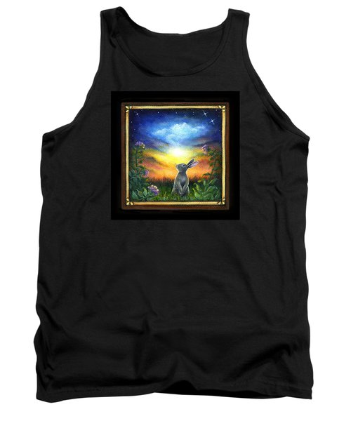 Joy Comes In The Morning Tank Top by Retta Stephenson