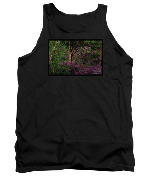 Judas In The Forest Tank Top