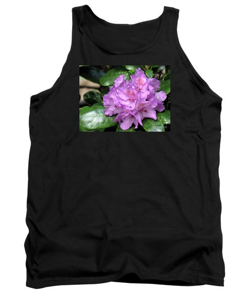June Daphnoides Tank Top by Chris Anderson