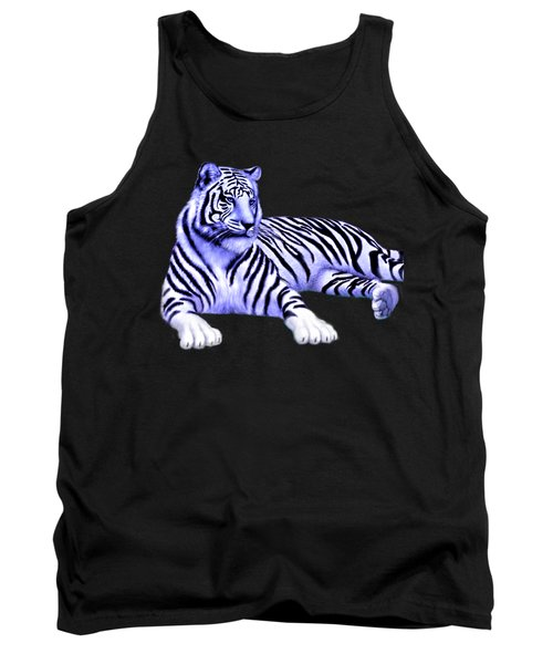 Jungle Tiger Tank Top