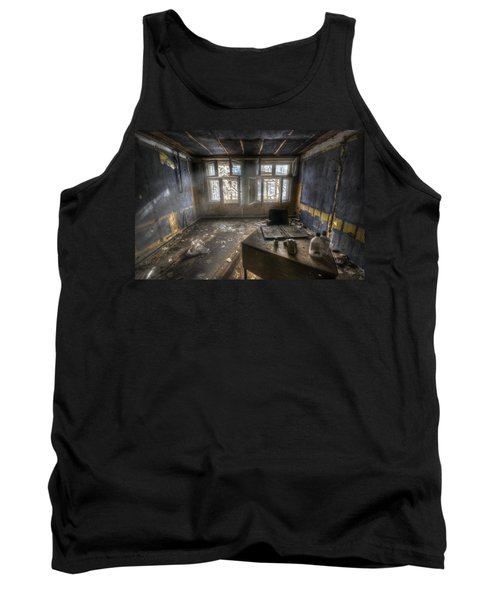 Just Another Day In The Office Tank Top by Nathan Wright