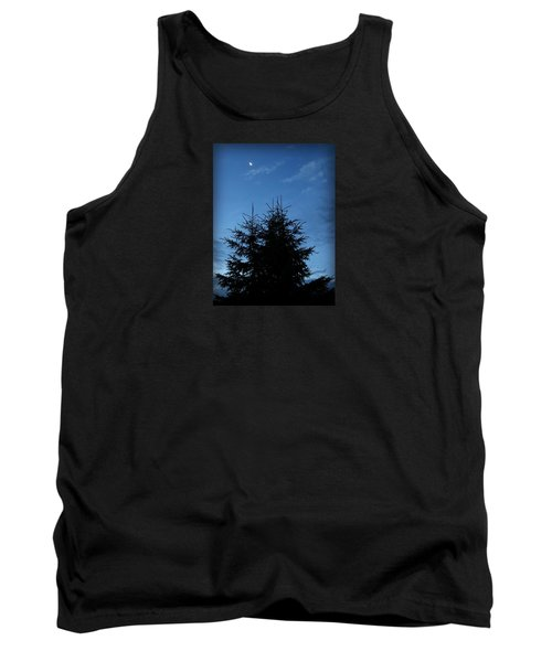 Tank Top featuring the photograph Just Before Sunrise by Robin Regan