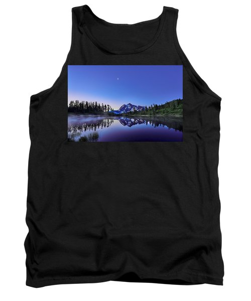 Tank Top featuring the photograph Just Before The Day by Jon Glaser
