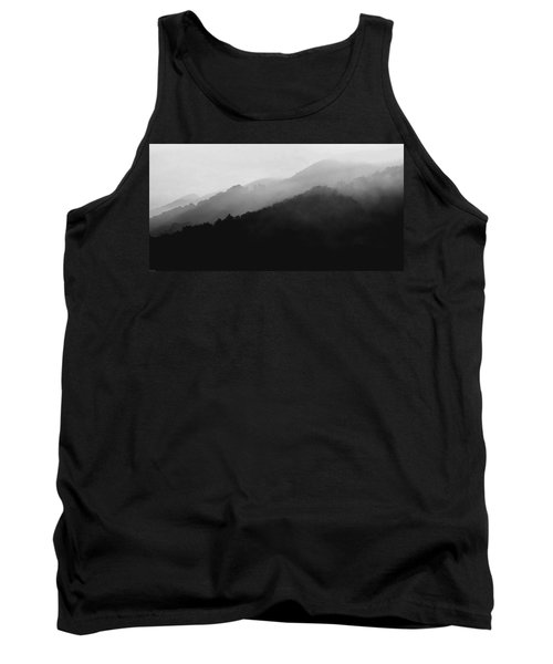 Just Breathe Tank Top by Gray  Artus