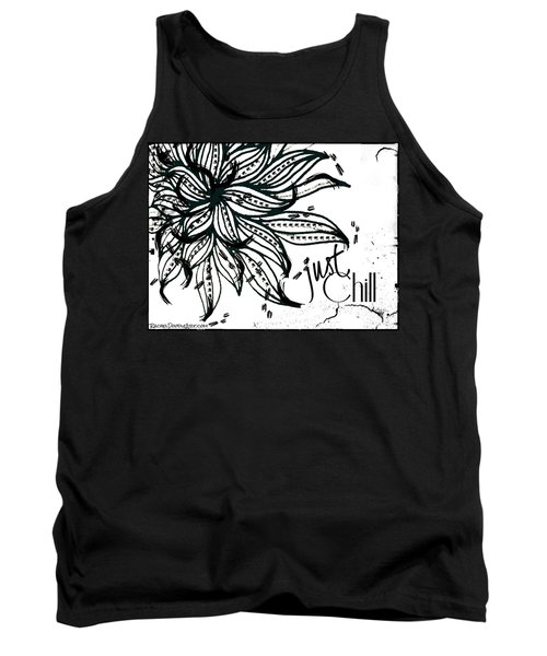 Just Chill Tank Top