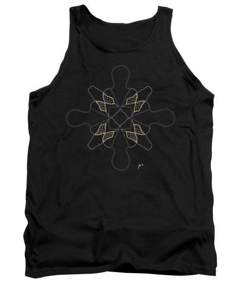 Just Dotty - Dark T-shirt Tank Top