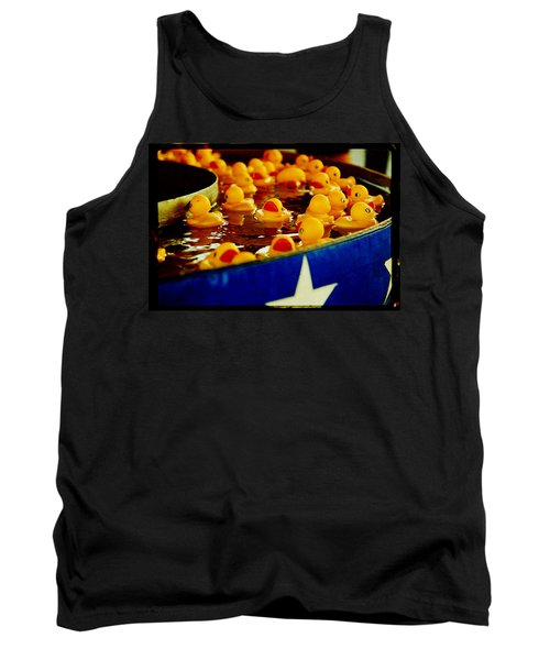 Just Ducky Tank Top by Toni Hopper