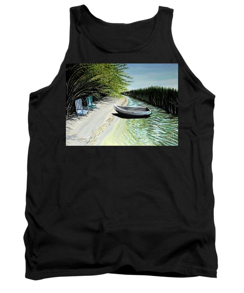 Just You And I Tank Top