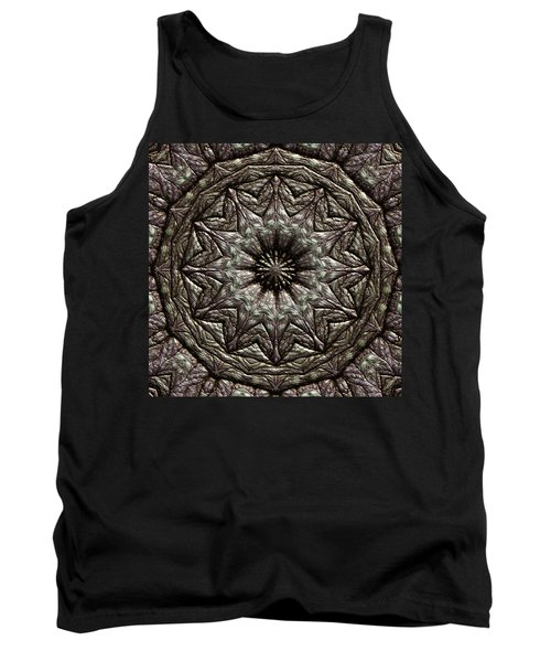 Tank Top featuring the digital art Jyoti Ahau 213 by Robert Thalmeier