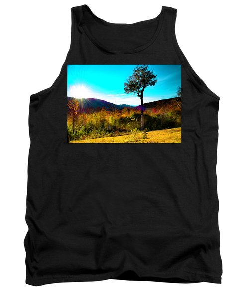 Kancamagus Sunset Tank Top