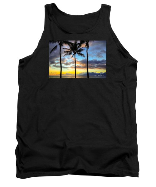 Tank Top featuring the photograph Kapalua Dream by Kelly Wade