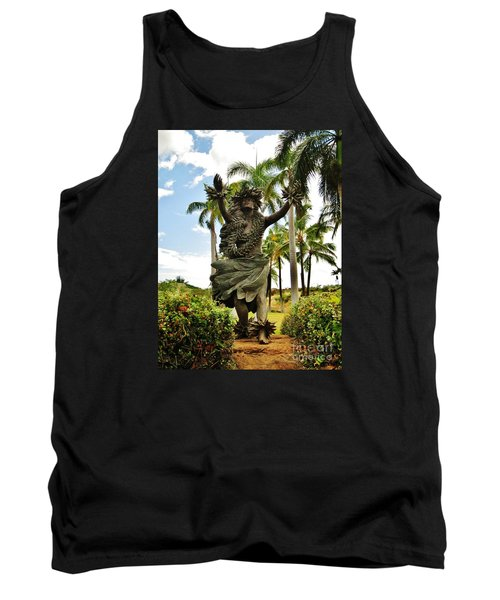Tank Top featuring the photograph Kapo by Craig Wood