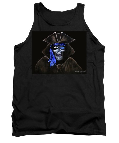 Keep To The Code Tank Top