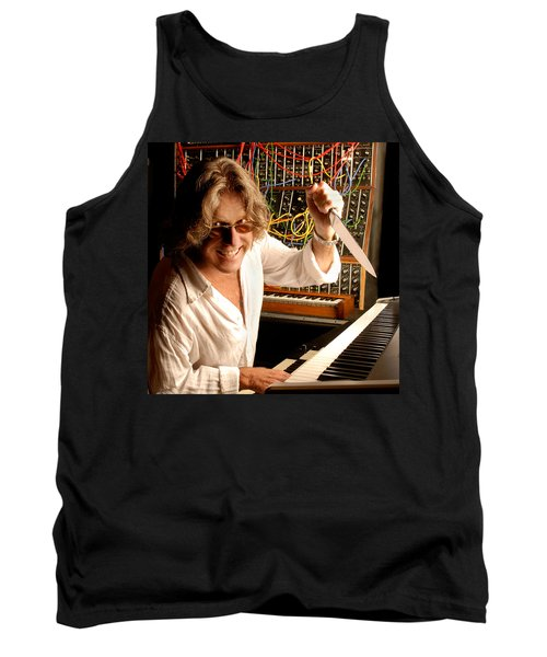 Keith Emerson By Gene Martin Tank Top