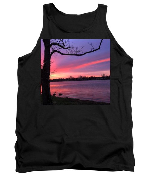 Tank Top featuring the photograph Kentucky Dawn by Sumoflam Photography