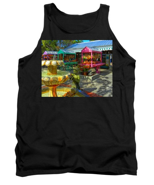 Key West Mallory Square Tank Top