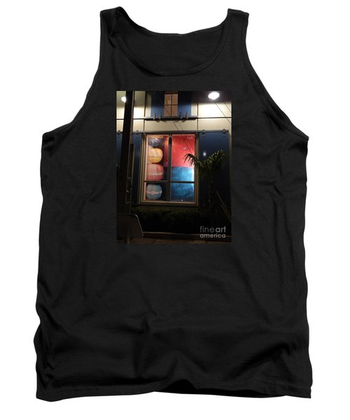 Key West Window Tank Top by Expressionistart studio Priscilla Batzell