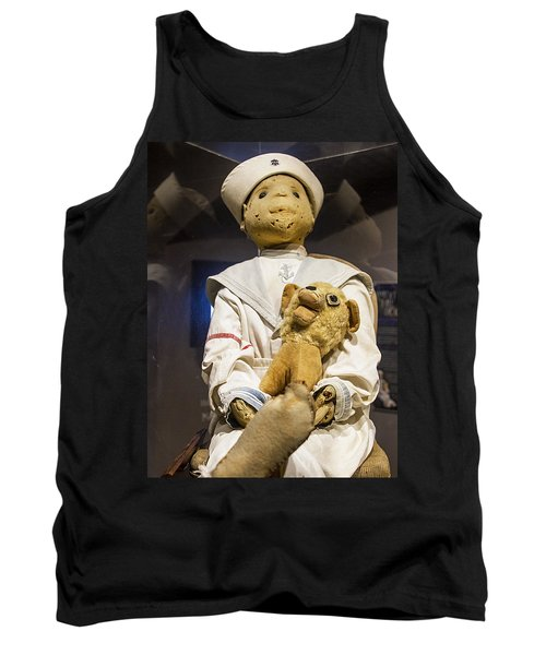 Key Wests Robert The Doll Tank Top