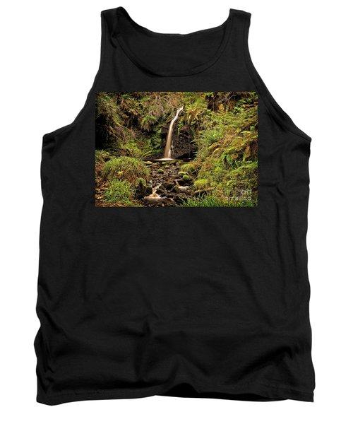 Kielder Forest Waterfall Tank Top