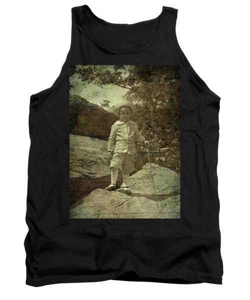 King Of The Mountaintop Tank Top