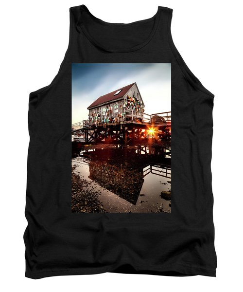 Kittery Lobster Shack Tank Top
