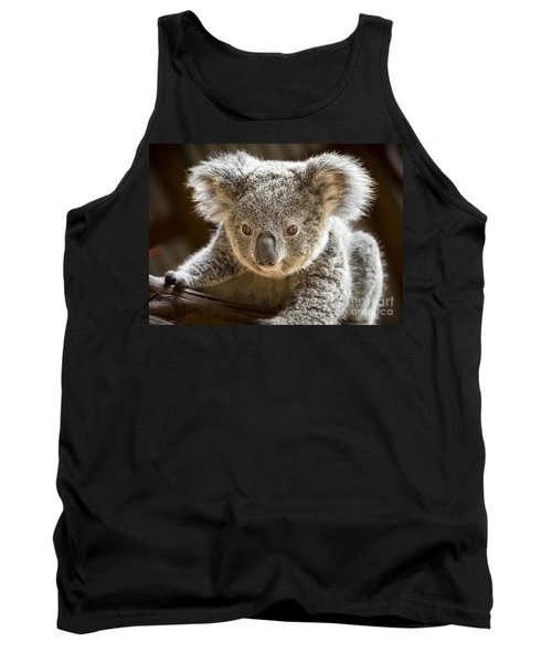 Koala Kid Tank Top by Jamie Pham