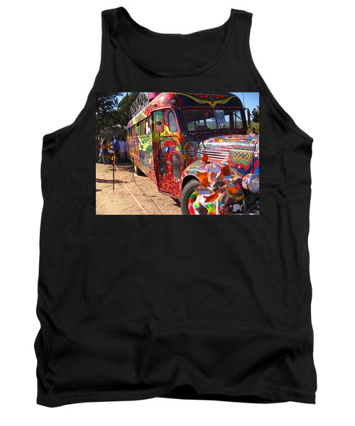 Kool Aid Acid Test Bus Tank Top