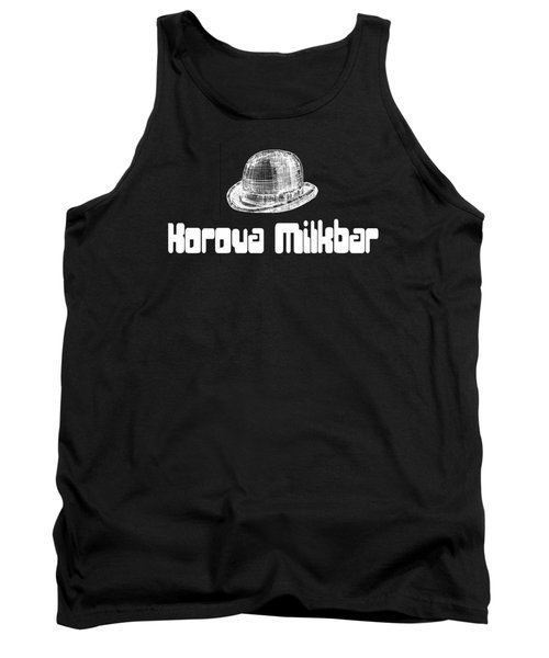 Korova Milkbar A Clockwork Orange Tee Tank Top