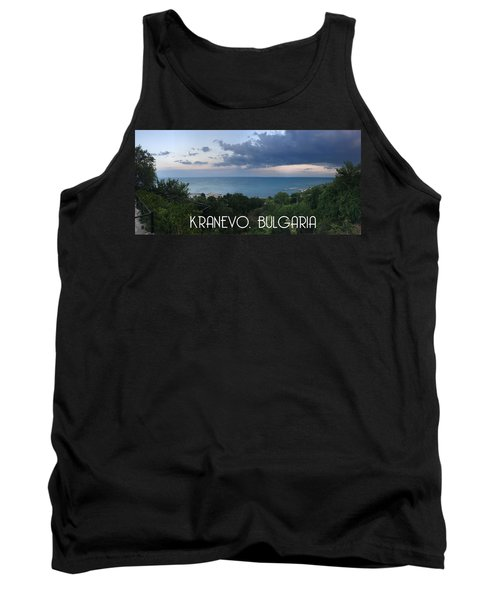 Kranevo Bulgaria Tank Top