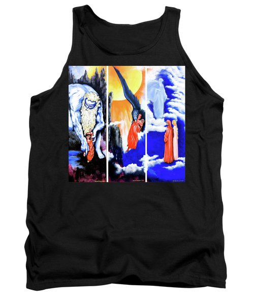 La Divina Commedia Tank Top