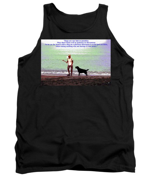 Labrador Retriever Tank Top by Charles Shoup