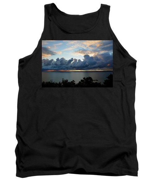Lake Effect Sky Tank Top